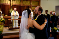 0155 - Ceremony - Bride Entrance - 2015-06-06