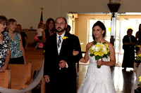 0145 - Ceremony - Bride Entrance - 2015-06-06
